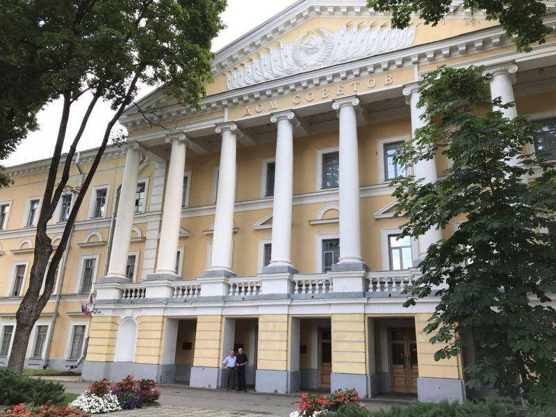 Дополнительные выборы депутата Псковского областного Собрания