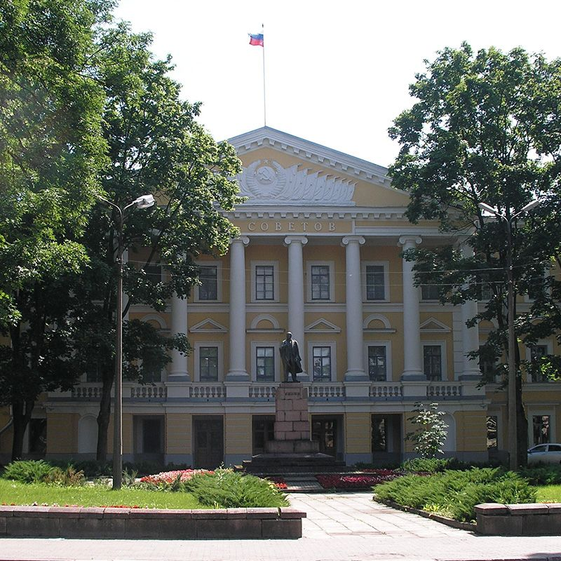 Дополнительные выборы депутата Псковского областного Собрания по избирательному округу № 8