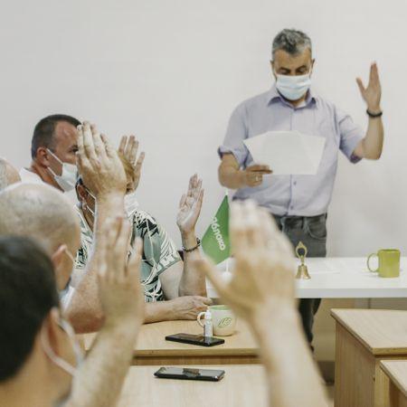 Команда Псковского «Яблока» вышла на выборы депутатов областного Собрания
