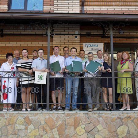 Команда Псковского «Яблока» подала в региональную Избирательную комиссию документы о выдвижении кандидатов в депутаты областного Собрания