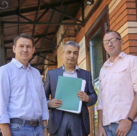 Команда Псковского «Яблока» первой подала документы на регистрацию единого списка партии в Избирательную комиссию области