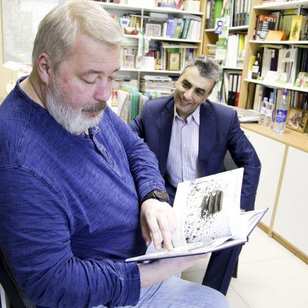 «Это премия со слезами на глазах» – Лев Шлосберг о присуждении Дмитрию Муратову Нобелевской премии мира
