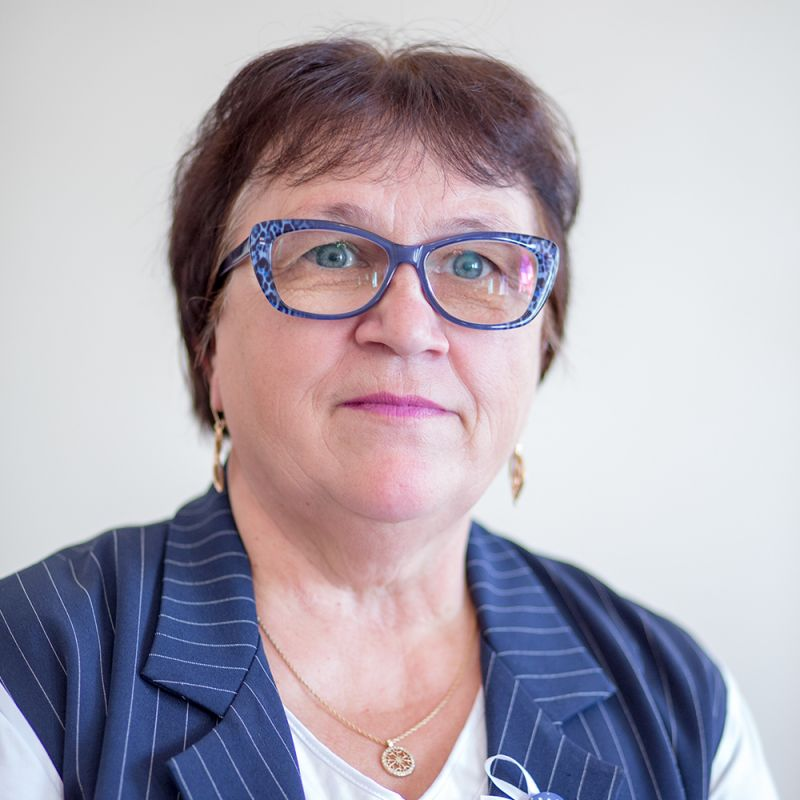 Лебедева Любовь Владимировна