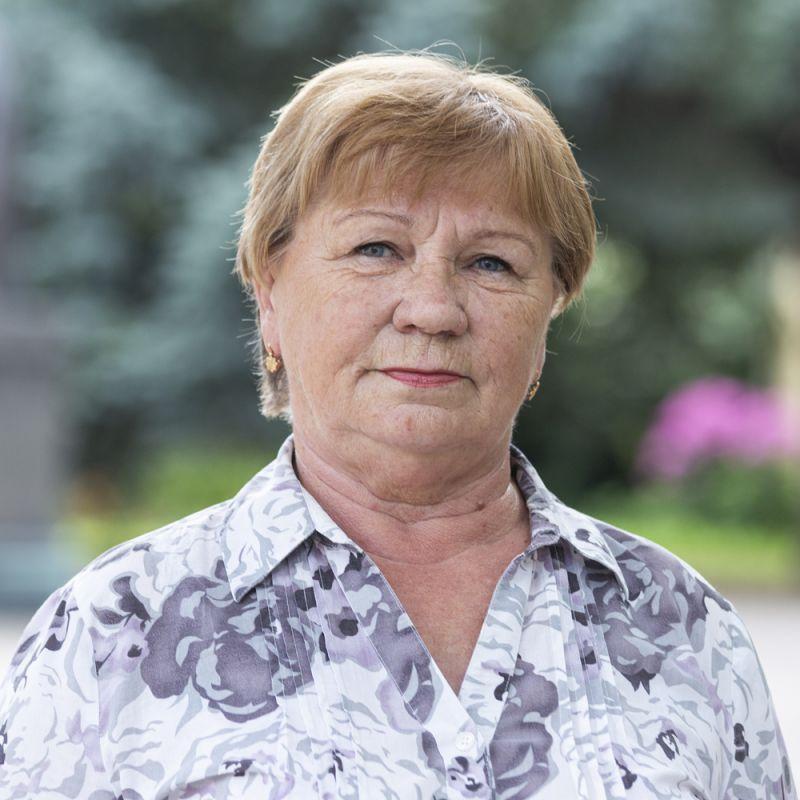Кочнева Людмила Николаевна