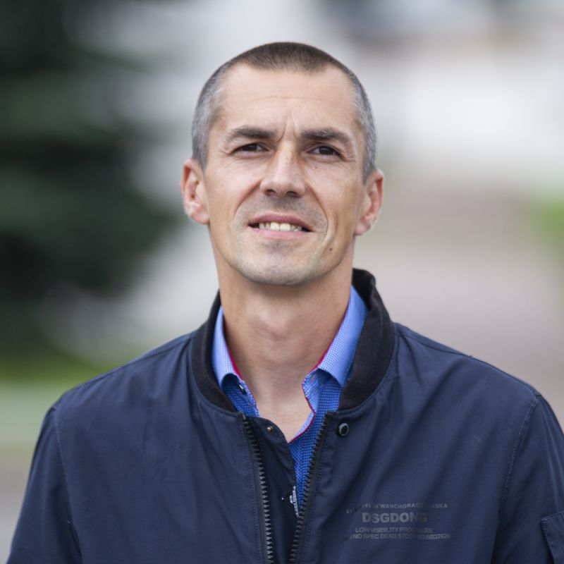Лесиков Михаил Михайлович