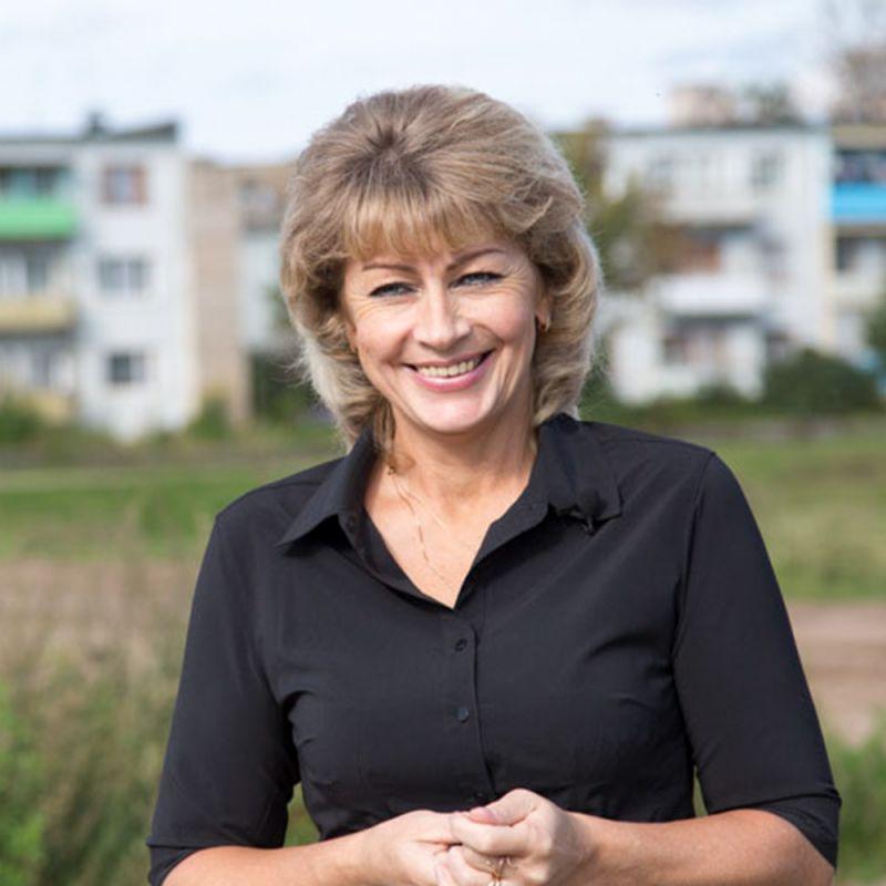 Сазонова Нина Васильевна