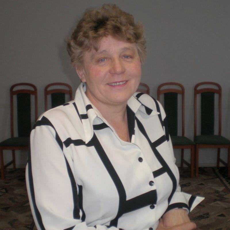 Терминова Валентина Михайловна