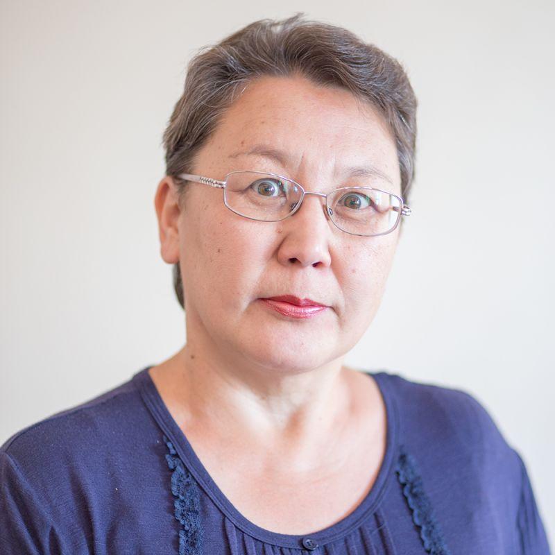 Щенникова Лидия Спартаковна