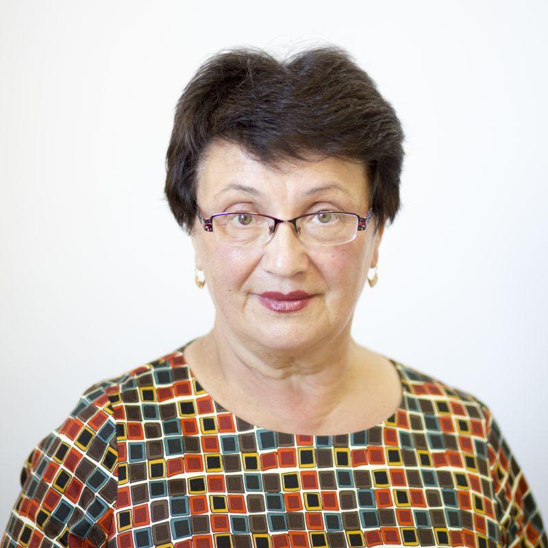 Канашевская Наталья Алексеевна