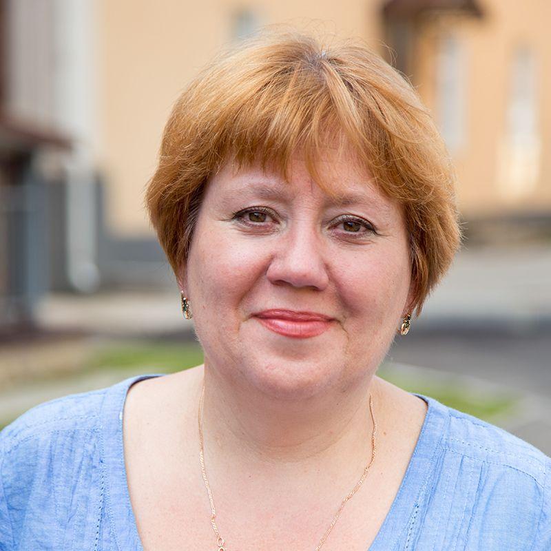 Пасман Татьяна Борисовна