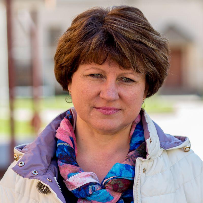 Храмова Светлана Ивановна