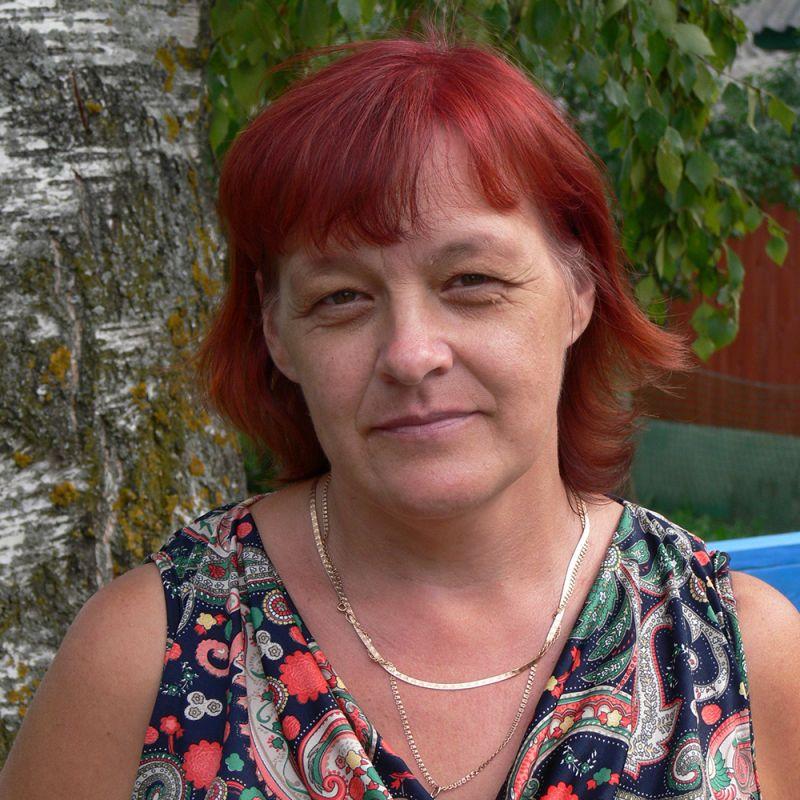 Веселовская Ольга Константиновна