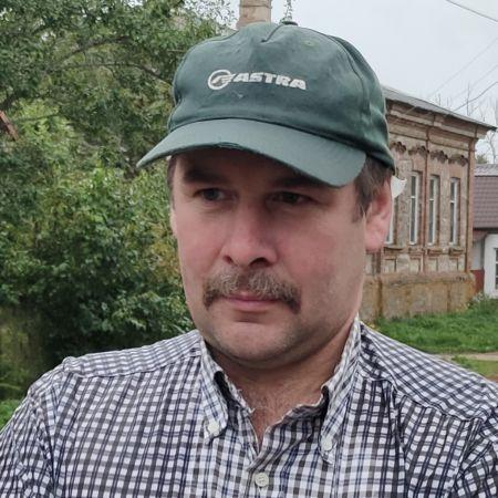 Сазонов Владимир Николаевич