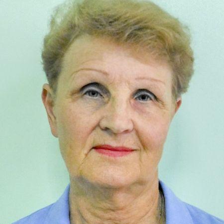 Лебедева Татьяна Федоровна