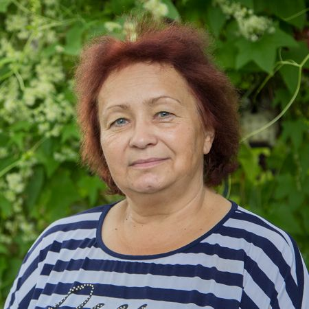 Ларионова Надежда Викторовна