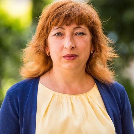 Бутузова Алла Николаевна